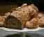 Bûche de Noël à la farine de chataigne