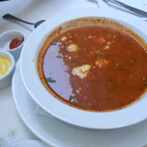 Soupe de poissons Corse