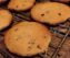 Cookies à la farine de châtaigne
