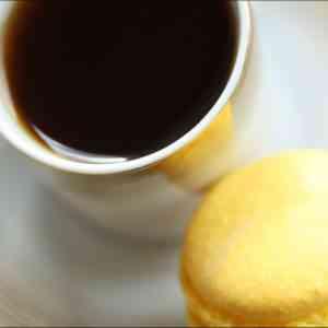 Macarons aux clémentines corses